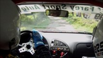 1er Rallye des Vosges Saônoises - Petite frayeur