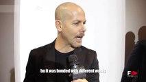 """CALVIN KLEIN"" Backstage Autumn Winter 2014 2015 Menswear Milan HD by Fashion Channel"
