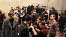 """ICEBERG"" Backstage Autumn Winter 2014 2015 Menswear Milan HD by Fashion Channel"