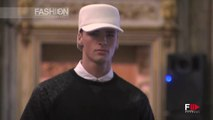 """FRANKIE MORELLO"" Full Show Autumn Winter 2014 2015 Milan Menswear MFW by Fashion Channel"