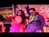 Akshay-Asin-Claudia-Himesh promote 'Khiladi 786' at Mithibai College