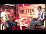 "Kabir Khan Is Doing An Item Song In Ek Tha Tiger..."": Salman Khan"