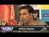 Akshay Kumar - Sonakshi Sinha - Prabhu Deva Launch Rowdy Rathore DVD