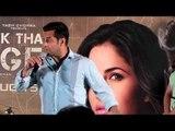 Salman Khan - Katrina Kaif - Kabir Khan Launch Ek Tha Tiger Song Unplugged