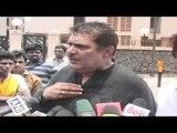 Raza Murad - Vindu Dara Singh Visit Dara Singh In Hospital