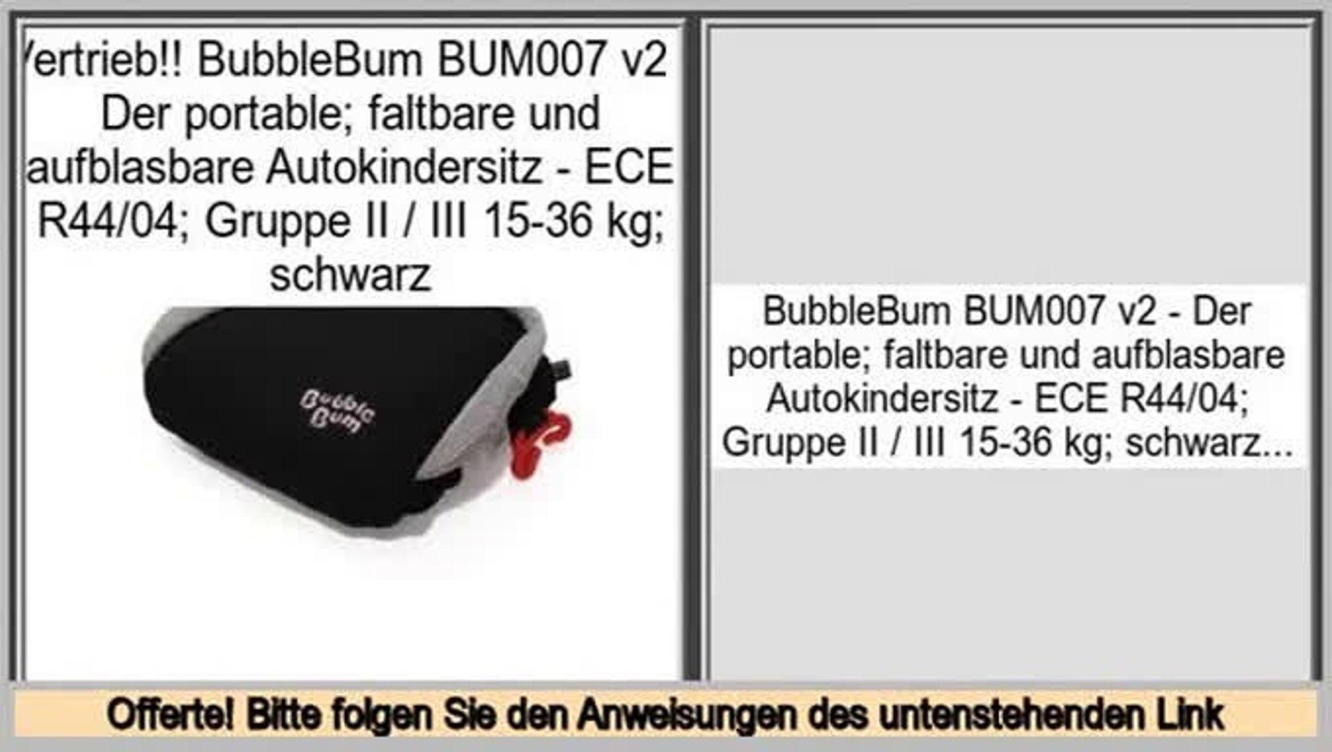 Autokindersitz United-Kids Quattro Gruppe II//III 15-36 kg Farbe:Schwarz-Blau