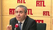 """Xavier Bertrand appelle à """"réagir"""" après les violences à Paris et à Sarcelles"""