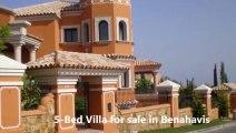 5-Bed 3-Bath Villa for sale in Benahavis,Malaga,Spain by Viddeo.biz