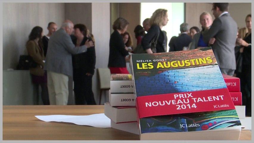 Interview Mélisa Godet, lauréate 2014 du Prix Nouveau Talent