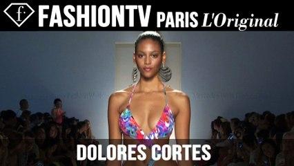 Dolores Cortes Swimwear Show | Miami Swim Fashion Week Summer 2015 | Bikini Models | FashionTV