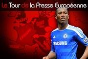 Mercato : Drogba de retour à Chelsea, James Rodriguez au Real Madrid... La revue de presse des transferts !