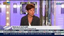 """Olivier Delamarche VS Pascale Auclair: """"On a des marchés qui ne sont plus des marchés"""", dans Intégrale Placements – 21/07 1/2"""