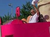 Tour de France: Un camion, des madeleines et de la bonne humeur - 21/07