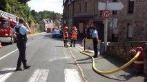 Fuite de gaz : un quartier évacué