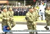 Colombia celebró 204 años de independencia con desfile cívico-militar