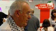 """IU pide a Rajoy que condene los """"crímenes"""" de Israel"""