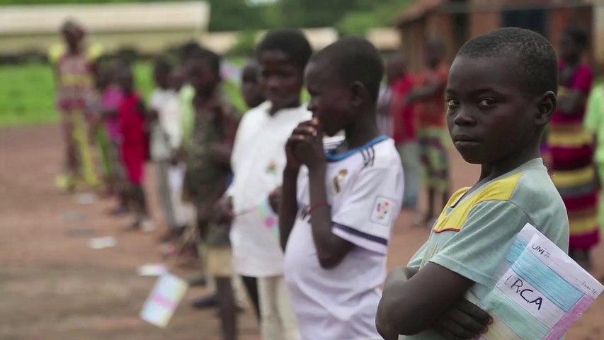 Continuons à nous mobiliser pour les enfants de Centrafrique !