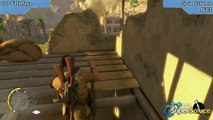 Sniper Elite III - Emplacement du Tir à Distance de la mission Col d'Halfaya
