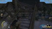 Sniper Elite III - Emplacement du Tir à Distance de la mission Gaberoun