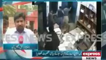 Shahbaz Sharif issued instruction to take legal action against PML-N MPA Shoaib Idrees for attacking Police Station