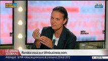 Isabelle Giordano, directrice UniFrance Films, dans Le Grand Journal – 21/07 2/4