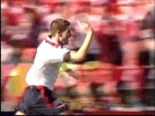 England 3 Switzerland 1 - Group B EURO 2004 (17th June 2004)