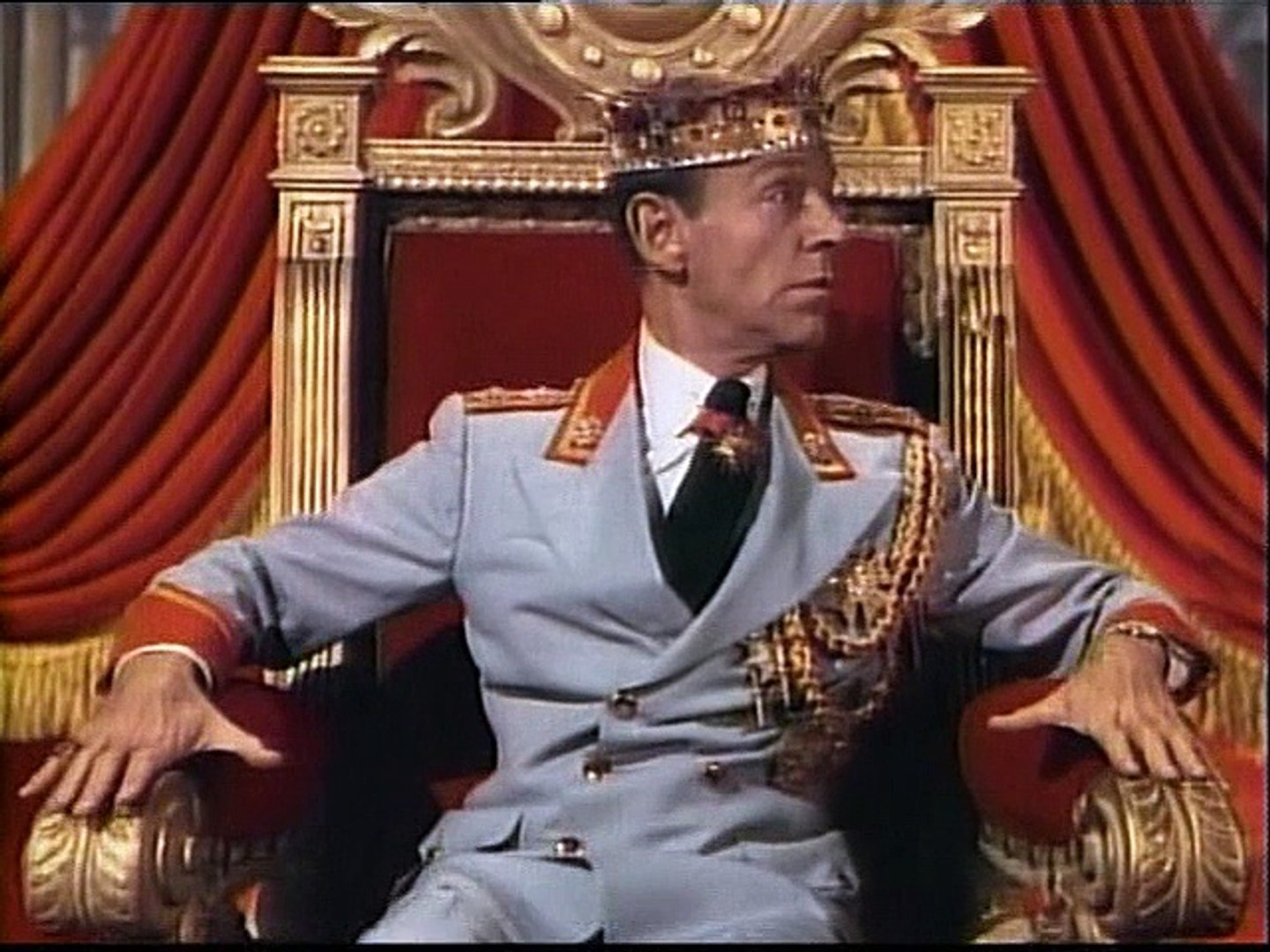 Royal Wedding (1951) - Fred Astaire, Jane Powell, Peter Lawford - Feature (Comedy, Musical)