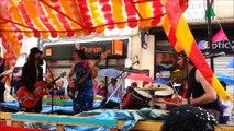 Les Bandas défilent à la féria 2014 de Mont de Marsan