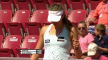 WTA Bastad  Barthel bt. Soler-Espinosa (6-2 4-6 7-5)  | By: www.findreplay.com