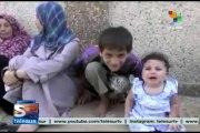 Daños psicológicos en niños palestinos víctimas de ataques israelíes