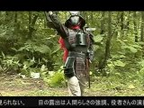 """メイキングオブ装甲侍""""無頼鬼怨""""/Making of Armored samurai""""Brakionn"""""""
