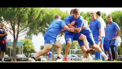 """ASBH inter-saison : Entraînement au coeur des """"Rouge et Bleu"""""""