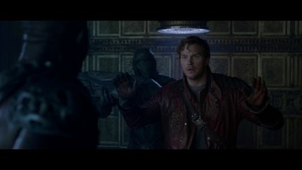 """""""My name is Peter Quill!"""" - Guardians of the Galaxy sneak peek"""