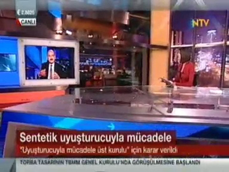 Sağlık Bakanı Mehmet Müezzinoğlu, Sentetik Uyuşturucuyla Mücadele, Sigara Yasağında Yeni Dönem, Sağl