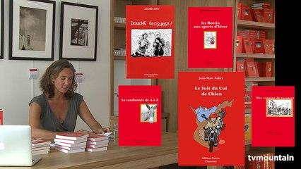 Jean-Marc Aubry Editions Guérin lecture Françoise Sliwka