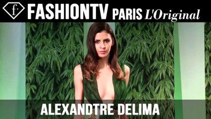 Alexandre Delima Haute Couture Fall/Winter 2014-15 | Paris Couture Fashion Week | FashionTV