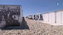 Le Havre plage (volet 3) : les cabanes de plage