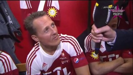 Michael Schumacher : Voici comment il communique avec sa famille