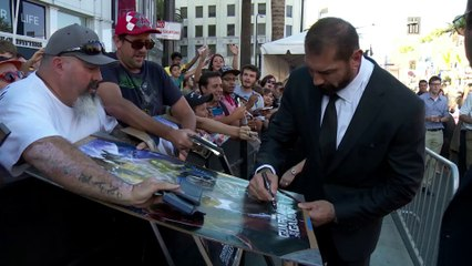 Guardians of the Galaxy - World Premiere highlights HD