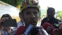 """Tour de France 2014 - Etape 16 - Jean Christophe Péraud : """" On a toujours 2 cartes chez AG2R"""""""