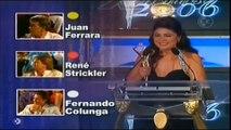 FERNANDO  COLUNGA   premios TVyNOVELAS y Premios JUVENTUD