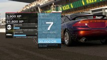 Xbox One - Forza 5 - Early Sport Compact - Race 4 - Le Mans - Bugatti Circuit