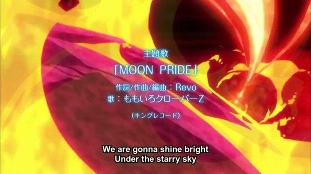 sailor moon crystal - miracle de l'amor (sailor moon crystal version)
