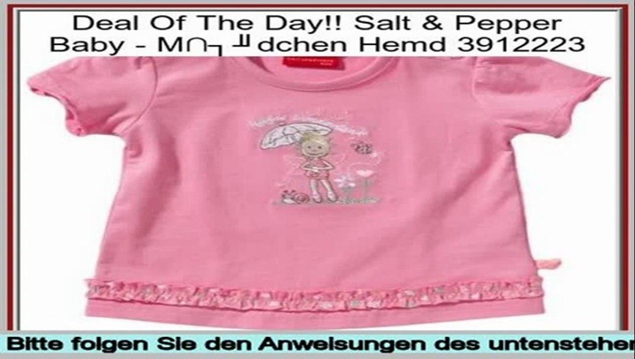 SALT AND PEPPER M/ädchen Hemd