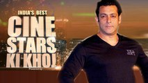 'India's Best Cine Stars Ki Khoj' To Get Salman Khan's Kick !