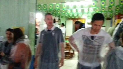 TÉMOINS BFMTV : Fortes pluies à Rio de Janeiro