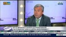 Capital-investissement: quelle part représente les investisseurs institutionnels?: Dominique Gaillard, dans Intégrale Placements – 23/07