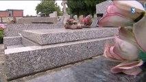 Evreux : des pierres tombales vendues d'occasion en cas d'abandon