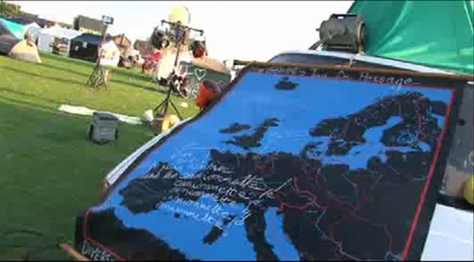 Off Short 2011   Du 23 au 25 septembre 2011 à Cayeux-sur-mer par AgirTV