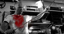 """Pulp Fiction - Trailer """"Sin City :  A Dame to Kill For Style"""""""